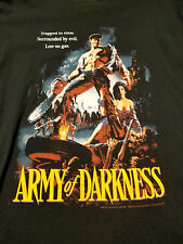 Evil Dead Army Of Darkness T-Shirt Mens Size Xl