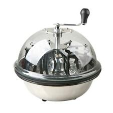 More details for 16 inch steel hydroponics trimmer bowl leaf spin pro tumble bud machine uk