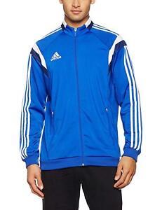 Adidas Performance LIC PES SUIT P Mens Tracksuit Royal Navy Training Top Pants