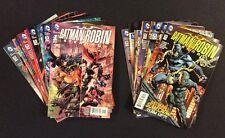 BATMAN & ROBIN ETERNAL #1 - 26 Comic Books FULL SERIES Scott Snyder Tony Daniel