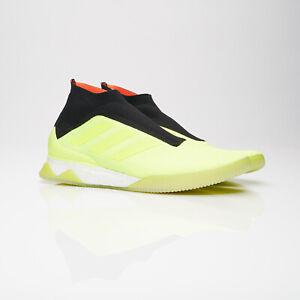 adidas Performance Predator Tango 18+ TR Syellow/SolRed Size 10.5