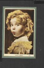 Nostalgia Postcard Actress   Shirley Temple 1932