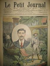 JUSTICE AFFAIRE SOLEILLAND GRACIé FONDERIE DUEL FORGERONS LE PETIT JOURNAL  1907