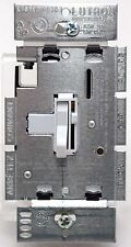 Lutron Ariadni Toggler Aylv-603P-Wh Single-Pole/3-Way Dimmer Light Switch White