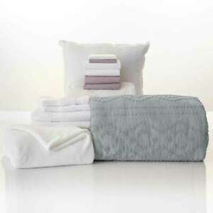 OCM 16-Piece Starter Pak, College Dorm Twin XL Bedding, Bath & More, 30+ Styles