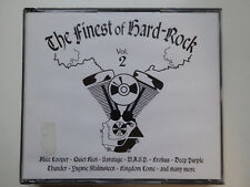 VARIOUS # The Finest Of Hardrock Vol. 2 # NM (CD)