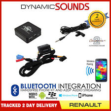 CTARNBT003 Bluetooth Adapter Streaming Handsfree Calls for Renault