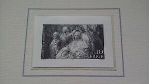 Sweden 1991 Scott #1904 - 1906a Czeslaw Slania 70th Anniv. Special folder