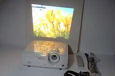 Mitsubishi XD250U DLP Data Projector 1080i 1024x768 HDMI LAN VGA RCA w/Remote