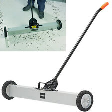 "Clarke MS36B 36"" Magnetic Sweeper reach extends from 30"" to 45"" Quick Release"