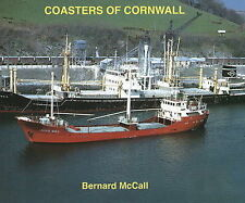 Coasters of Cornwall, Very Good Condition Book, McCall, Bernard, ISBN 9781902953