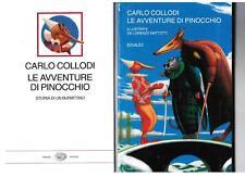COLLODI, Le avventure di Pinocchio, Einaudi 2008