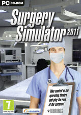 Surgery Simulator (PC CD) BRAND NEW SEALED