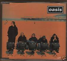 Oasis Roll With It CD Singolo JAP 4 Tracce New Sealed!