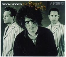 THE CURE ROBERT SMITH w/ Blank & Jones A Forest MIXS CD Single SEALED USA seller