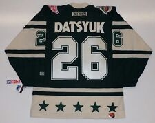 PAVEL DATSYUK 2004 NHL ALL STAR RED WINGS JERSEY #26 1st A.S. GAME  MEDIUM