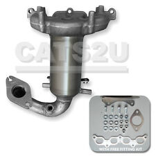 FORD FIESTA, MAZDA 2, FORD FUSION 1.25 & 1.4 CATALYTIC CONVERTER CAT