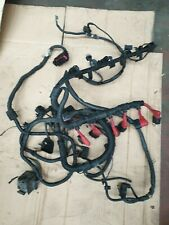 VW AUDI A3 8P 3.2 V6 PETROL GENUINE ENGINE WIRING LOOM.(23B)