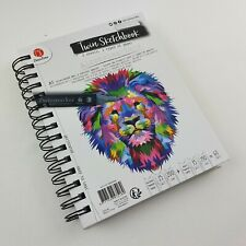 60 Blatt Twinmarker Skizzenbuch ...