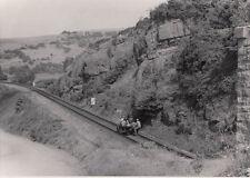 ORIG. FOTO TCDD KLEINFAHRZEUG HISARÖNÜ TÜRKEI 1974 (AF109)