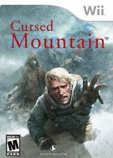 Cursed Mountain Nintendo Wii 16 Action Game