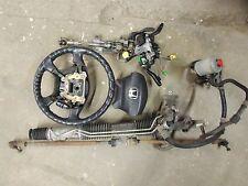 Rack & Pinion, Steering Column & Wheel for 2001-2005 Honda Civic 4 Door Sedan