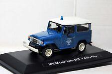 1:43 TOYOTA Land Cruiser 1970 Greece Police