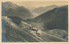PC51043 Berninabahn. Alp Grum. No 21814