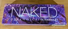 Urban Decay NAKED ULTRAVIOLET Eyeshadow Palette Brand New In Box 100% Authentic