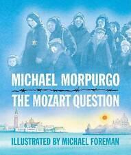 Nouveau-mozart question (hb) - michael morpurgo
