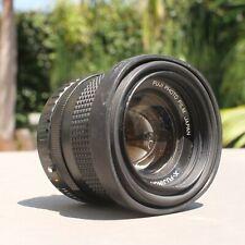 RARE Fujifilm X-Fujinon 55mm F/1.6 DM 35mm Bayonet Mount Manual Focus Prime Lens