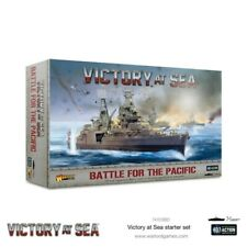 Victory at Sea Battle for the Pacific Starter Set Nib New Warlord Games