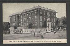1910s The Young Womens Christian Association Jamestown New York Postcard
