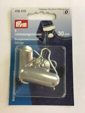 PRYM DUNGAREES/OVERALL FITTINGS 30mm
