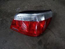 LED Indietro Posteriore Coda Luci Lampade Illuminazione lampstripes Fumo per BMW E60 03-08