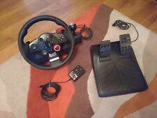 Logitech Driving Force GT Racing Wheel for PS3, PC Boxed