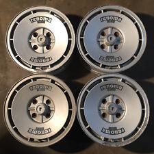 SSR Renoma Paris wheels rims 4x114.3 25mm 6.5x15 JDM Toyota Datsun 280ZX A70