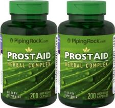 2   ProstAid Herbal Complex, 200 Capsules ( PROSTATE SUPPORT ), Saw Palmetto