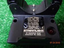 STREAMLIGHT LED STINGER DS Flashlight Charger Base 75100 NO Power Supply