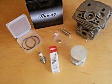Hyway Nikasil cylinder piston for Husqvarna 570 575 575XP 51mm