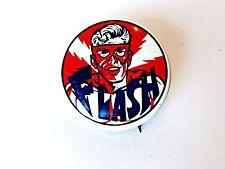 "RARE Vintage FLASH GORDON Pinback Button 1.75"""