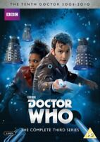Nuevo Doctor Who Serie 3DVD