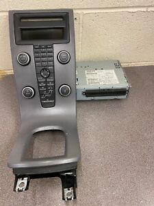 Volvo V50 Car Radio Stereo Cd Player Oem Manufacturers Head Unit With Console