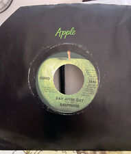 BADFINGER DAY AFTER DAY / MONEY 45 RPM Clean Record!
