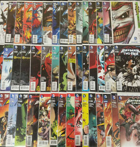 Batman & Robin #1-40 + Annuals Missing #15 VF/NM New 52 DC Comics BBX22