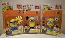DESPICABLE ME 3 POSEABLE FIGURE BANANA CRAZY CARL JAIL TIME TIM Or BUILD A MINIO