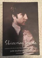 Shivering Inside by Kessler - RARE - John Lennon bio / Beatles - WITH BONUS!