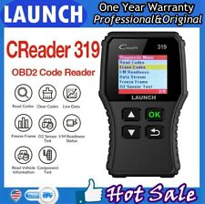 Automotive OBD2 OBDII Car Code Reader EOBD Diagnostic Scanner Tool LAUNCH CR319