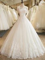 Kurzarm Brautkleid Hochzeitskleid Kleid Braut Babycat collection BC624C 40/42