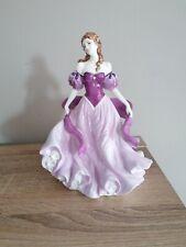 Hannah 25th Anniversary Figurine Royal Staffordshire issue no 4.